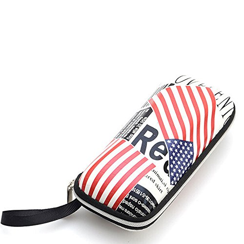 Handy Rückschale USA USA Brillenetui Brille Sonnenbrille Vista Sonnenbrille