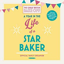 Great British Bake Off 2020 Family Organiser Calendar - Official Square Wall Format Calendar (Comes with Stickers)