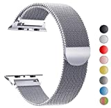 Tervoka Compatible para Correa Apple Watch 40mm 38mm Milanese Loop Correa de...