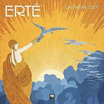 Erté 2020 Calendar