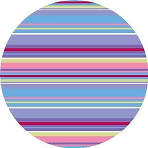 Wallpops Frise de décoration autocollante (Violet bonbon)