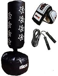 MADX ensemble sac de boxe enfant avec (arrière) et des gants