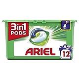 Ariel 3in1 PODs Vollwaschmittel Regular - 12 Waschladungen (1er Pack)