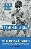 La tempête de Sasa   Striano, Salvatore (1972-....). Auteur