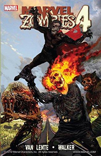 Marvel Zombies 4 (English Edition) (Marvel Kindle Zombies)