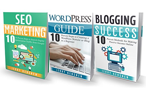 Internet Marketing: 3 Manuscripts: Wordpress, Blogging, SEO Marketing (Internet Business Book 1)
