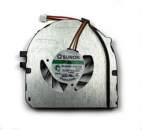 Power4Laptops Dell Vostro 3500, Dell Vostro V3400 Kompatibler Notebook Lüfter