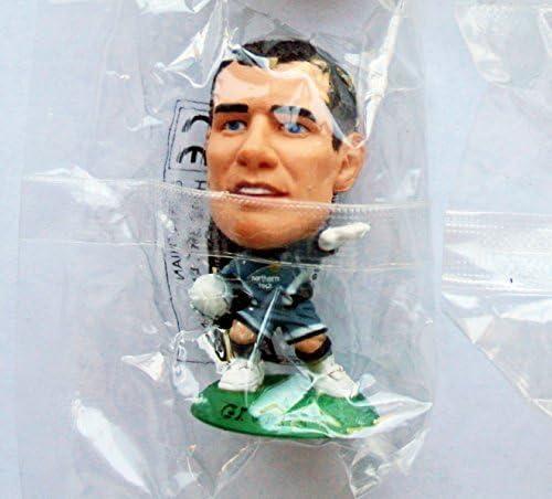 Shay Given MicroStars Série 15 figure - Newcastle United Kit Domicile - Base Verte MC9726 - similaire à SoccerStarz | Pas Chers