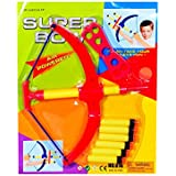 Vibgyor Vibes™ Archery Set Bow and Arrow for Kids-Colours and Contents may Vary from Illustrations