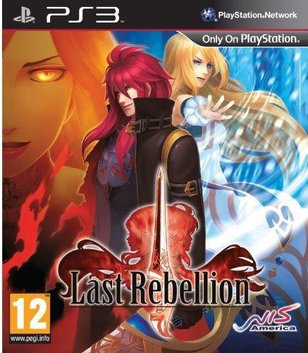 Last Rebellion [UK Import]