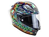 Race Helm AGV Pista GP R Winter Test 2018 Valentino Rossi VR|46 Multicolor, ML