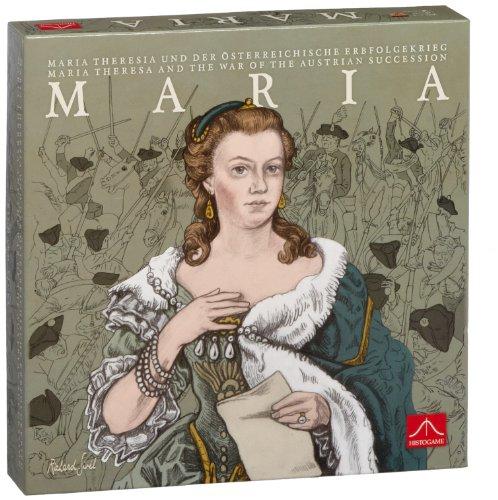 """Histogame Spieleverlag HIS00004 - Gioco da tavolo """"Maria"""" [importato dalla Germania]"""