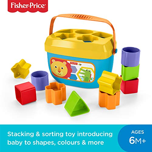 Fisher-Price Baby's First Blocks