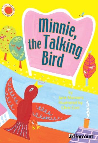 Minnie, the Talking Bird por Jane Manners