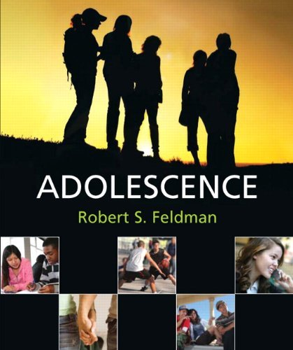 By Robert S. Feldman - Adolescence: 1st (first) Edition