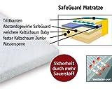 ARO Artländer 9204310 Safe Guard Matratze (Frottee Bezug) 60 x 120 cm