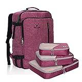 Best Carryon Backpacks - Veevan Cabin Flight Approved 38 Litre Weekend Backpack Review