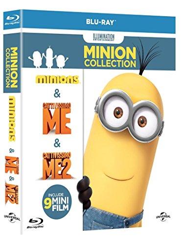 Minion Collection (3 Blu-Ray)