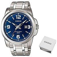 Casio Stainless Steel Watch for Men [MTP-1314D-2AV]