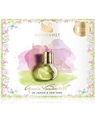 VANDERBILT Coffret Jardin à New-York, Eau de Parfum 30 ml avec Lait Parfumé 100 ml