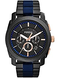 fossil watches amazon co uk fossil men s watch fs5164