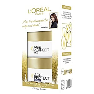 L'Oréal Paris Dermo Expertise Age Perfect Día y Noche Cuidado Facial de Juego