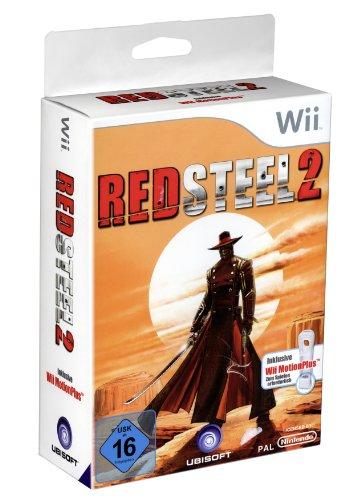 Red Steel 2 + Wii Motion Plus (Red Steel Wii-spiel)