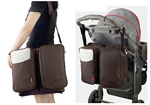 Fumee in baby wickeltaschen reise stubenwagen windeltaschen