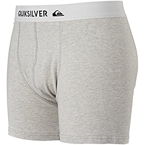 Quiksilver Boxer Edition M Bxbr Rqjh, Color: Light Grey Heather,