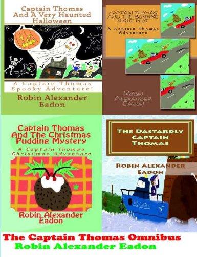 The Captain Thomas Omnibus (English (Halloween Abenteuer Thomas)