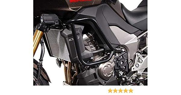 Sw Motech Sturzbügel Schwarz Für Kawasaki Versys 1000 12 14 Auto