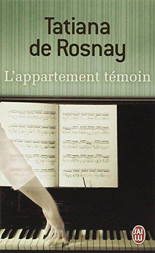 L'appartement témoin : roman