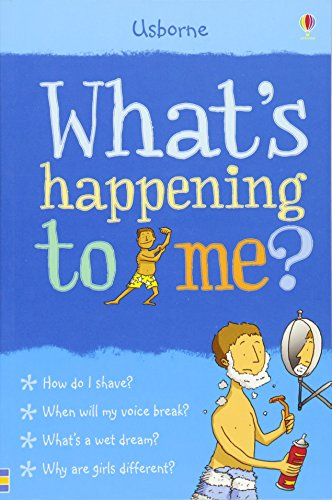 What's Happening to Me?: Boy par Alex Frith