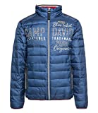 Camp David Steppjacke CCB-1855-2792 Flag red or. Black or. mid Blue (mid Blue, XXL)