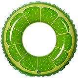 Eastlion nette Frucht Druck aufblasbare Schwimmen Ring oder Pool-Schlauch mit unterschiedlicher Größe Anzug für Babys zu Erwachsene verwenden, Durchmesser: 52cm / 60cm / 70cm / 80cm