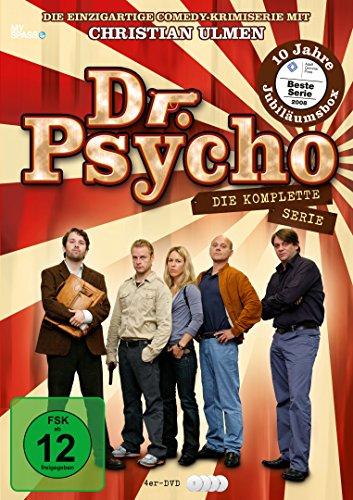 Bild von Dr. Psycho Box [4 DVDs]