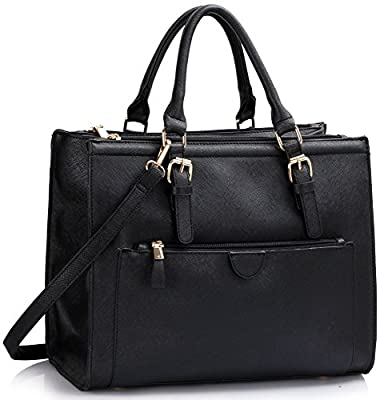 LeahWard Women's Handbags School College A4 Folder Ipad Bag Clearance Sale Holiday Weekend 366