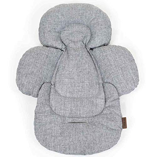 ABC Design 91323701Comfort Seat Liner Salsa Zoom graphite Füllung für Kindersitz, grau Comfort Liner