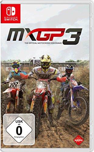 Preisvergleich Produktbild MXGP 3 - [Nintendo Switch]
