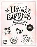 Handlettering - Das Vorlagenbuch: Sprüche, Alphabete und mehr zum Nachzeichnen und Abpausen