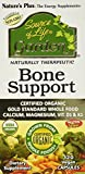 Natures Plus Source of Life Garden Bone Support Vegetarian Capsules with AlgaeCal, 120 Vcaps