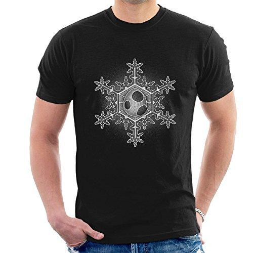Snowflake t-shirt il miglior prezzo di Amazon in SaveMoney.es 97195ae6eb35