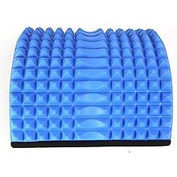 MSG lumbar para estiramiento de espalda corrector de postura dispositivos de alivio de dolor de espalda, color puede usar en silla de oficina como Respaldo deshacerse de dolor de espalda ahora, garantizado.