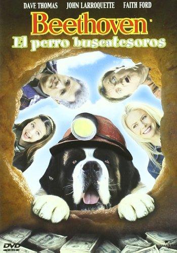 Beethoven 5. El Perro Buscatesoros (Import Dvd) (2004) Dave Thomas; Tom Poston