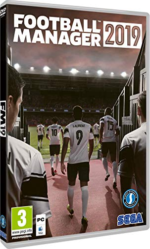 Football Manager 2019 PC CD Best Price and Cheapest
