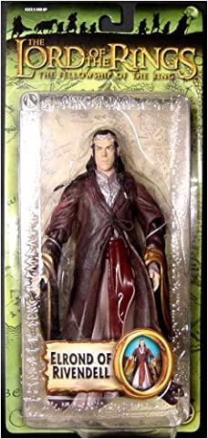 The Lord of the Rings - 6inch Figure [Elrond in Robe]