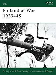 Finland at War 1939-45 (Elite)