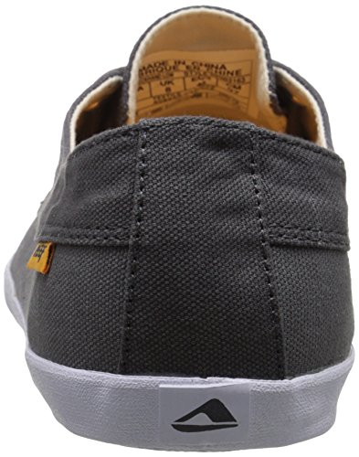 Reef Deckhand Low, Chaussures Homme Gris (Charcoal/Grey Cgy)
