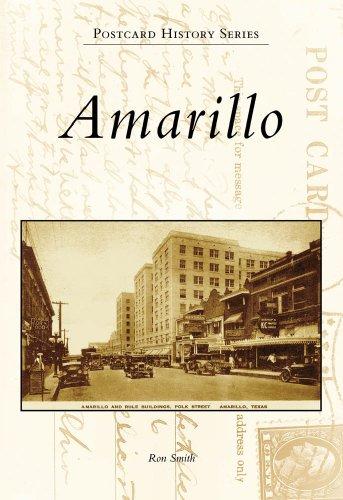 Amarillo (Postcard History) Vintage-oneida Hotel