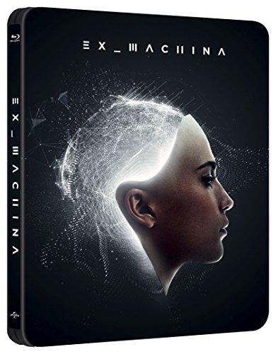Ex-Machina (Steelbook)